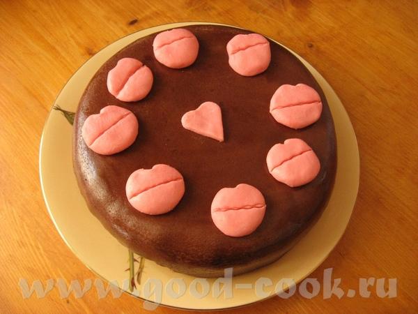 Ультимативный шоколадный торт от Инны innok У автора три рецептуры на разные диаметры