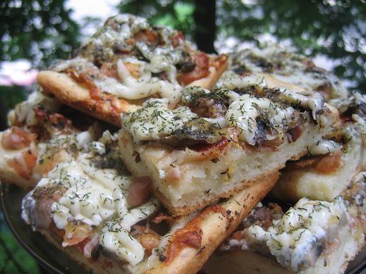 У каждой хозяйки есть свой любимый рецепт теста для пиццы,я очень люблю как мама делает,но у нее вс... - 2