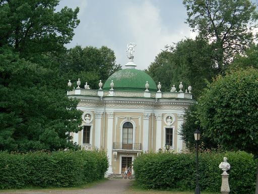 Итальянский домик ( 1755г ) Эрмитаж ( 1765 - 1767г ) Голландский домик ( 1749 г ) - 2