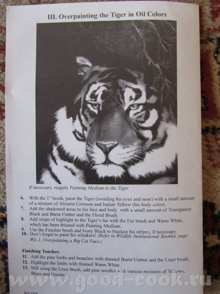 Тигр 1 Леопард (ой, ягуар стоит в названии) - 5