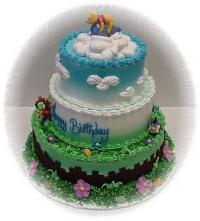 просто красиво (потом прицеплю второй торт) - 2