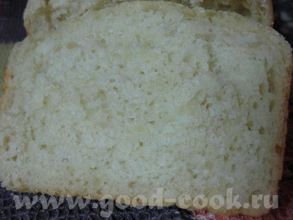 Сегодня я готовила хлебушек по рецепту Наташи ( ) ХЛЕБ НА КАРТОФЕЛЬНОМ ОТВАРЕ - 2
