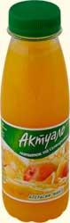 Напиток актуаль на сыворотке персик маракуйя 330Г