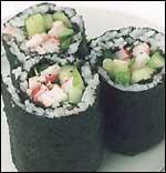 Я люблю японскую кухню, люблю настолько, что собираюсь попробовать сделать дома настоящие роллы