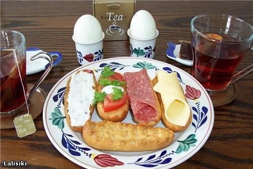 Это наш завтрак сегодня