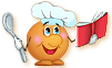 книги о еде, рецептах, кулинарии