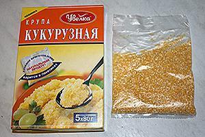 булочки из кукурузной каши