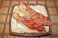 пекинская капуста, маринованная с аджикой